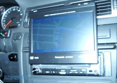 Audi A6 (pantallas)
