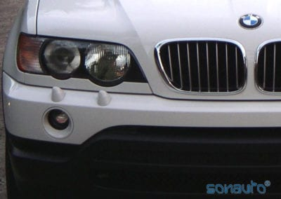BMW X5 (pantalla frontal Alpine)
