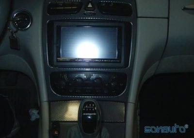 Mercedes CLK (navegación)