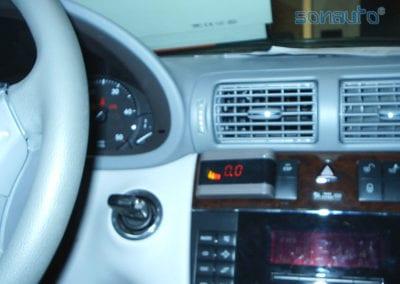 Mercedes Clase C (Parktronic)