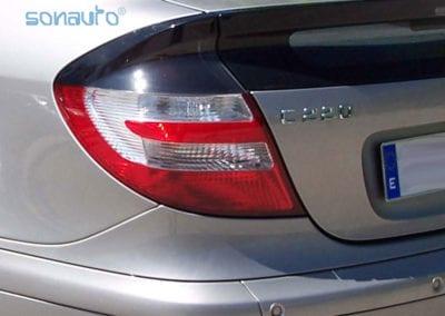 Mercedes C Sport Coupe