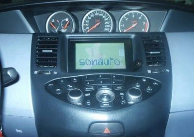 Nissan Primera (navegador)