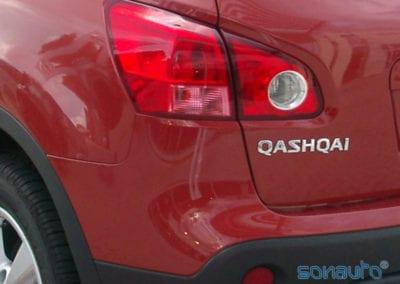 Nissan Qashqai (varias instalaciones)