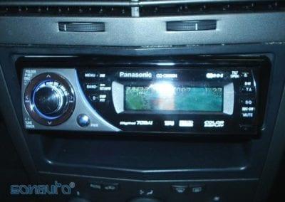 Opel Astra H (radio CD / MP3 Panasonic )