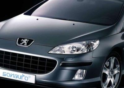 Peugeot 407 (varias instalaciones)